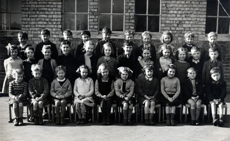 Arlesey school 1948-50