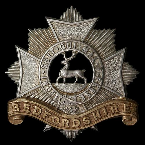bedfordshire_regiment_cap_badge