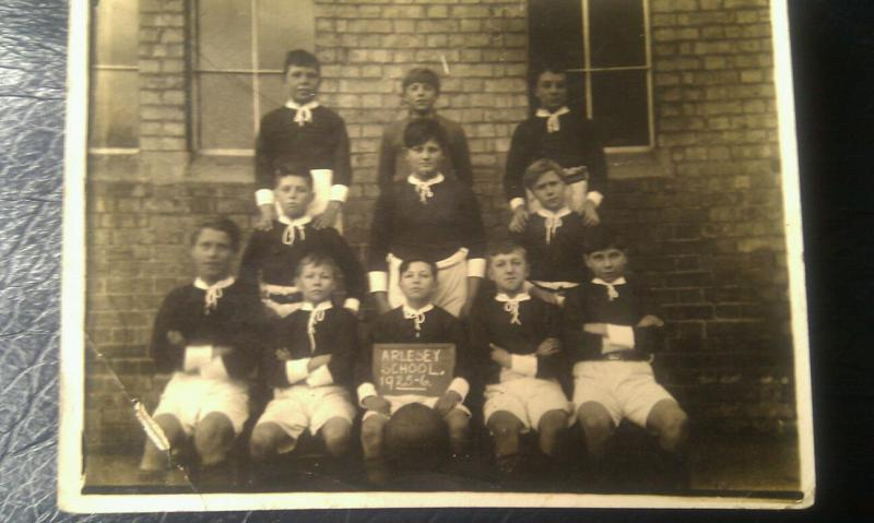 SCHOOL football TEAM 1925