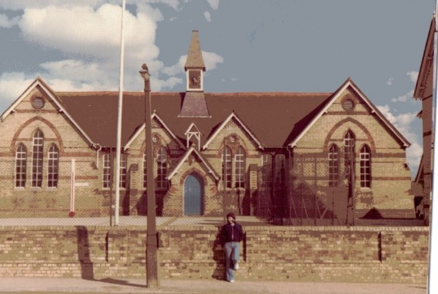 Arlesey Primary-School 1977