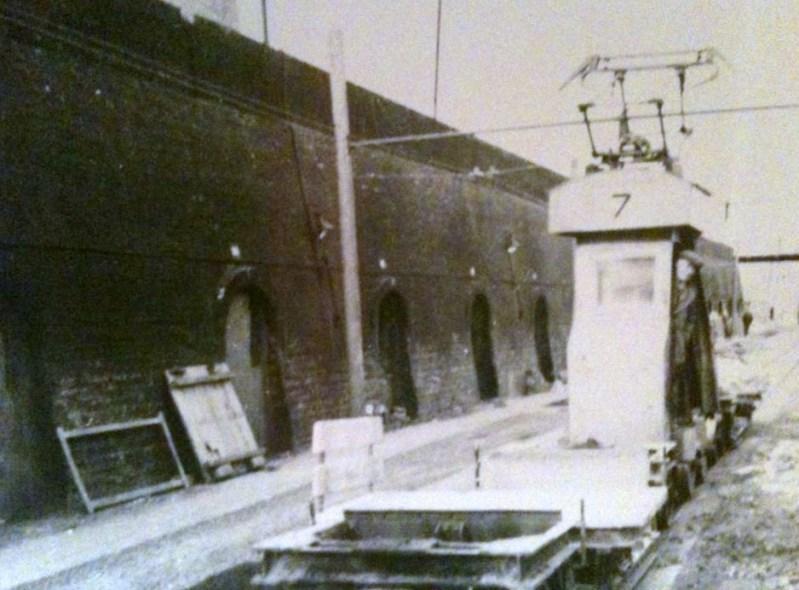 arlesey brickground tram
