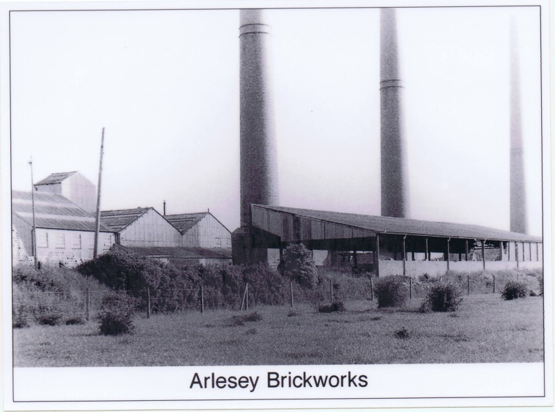 arlesey BRICKWORKS
