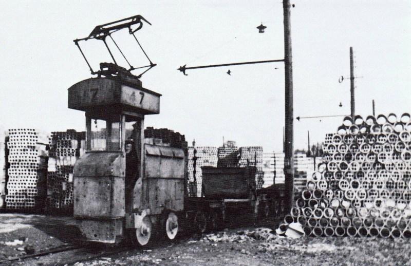 ARLESEY BRICKYARD TRAM