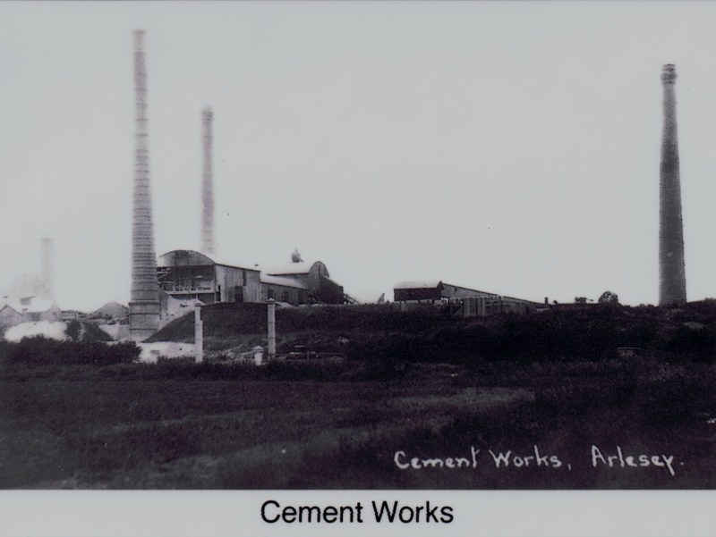 arlesey CEMENT WORKS