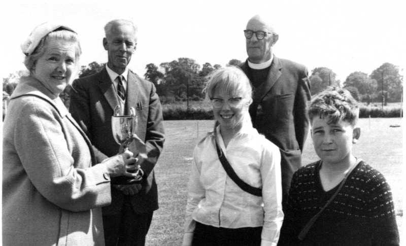 Arlesey sportsday 1962