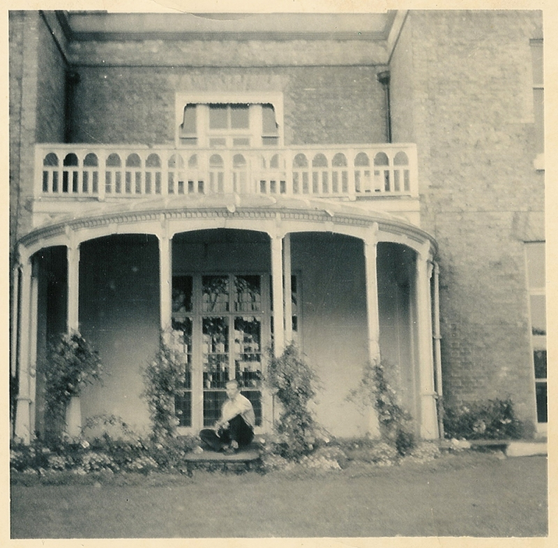 Arleseybury House Front