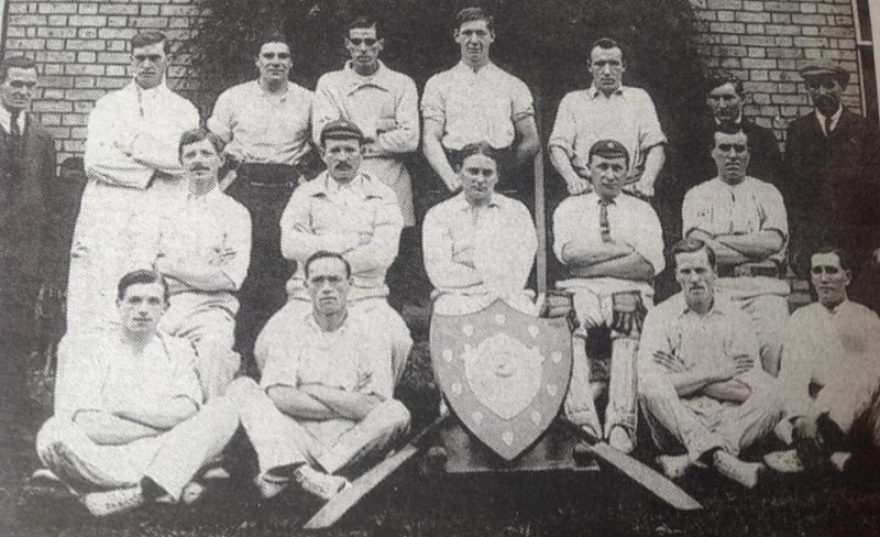 Arlesey cricket team