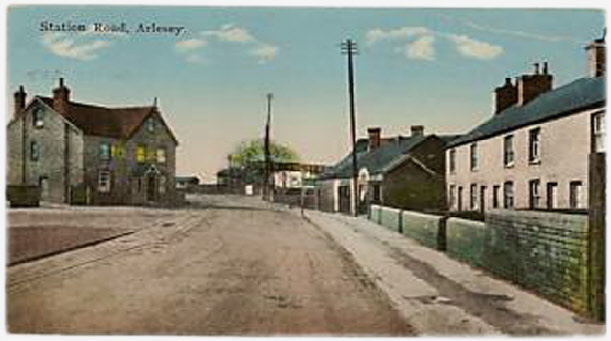Arlesey Station Rd