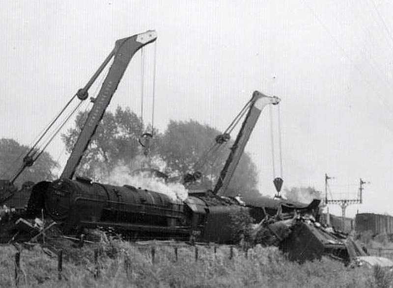 blair athol 1958 train crash