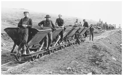 clay wagons