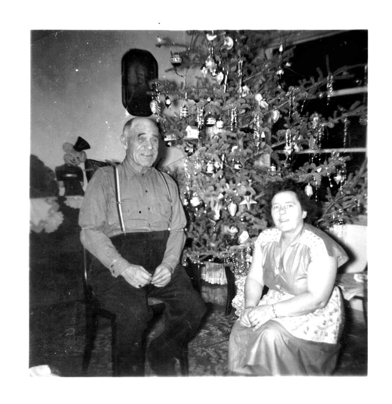 great aunt daisey and husband
