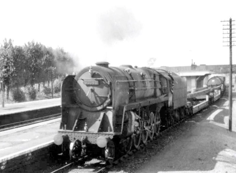 three counties station 1959