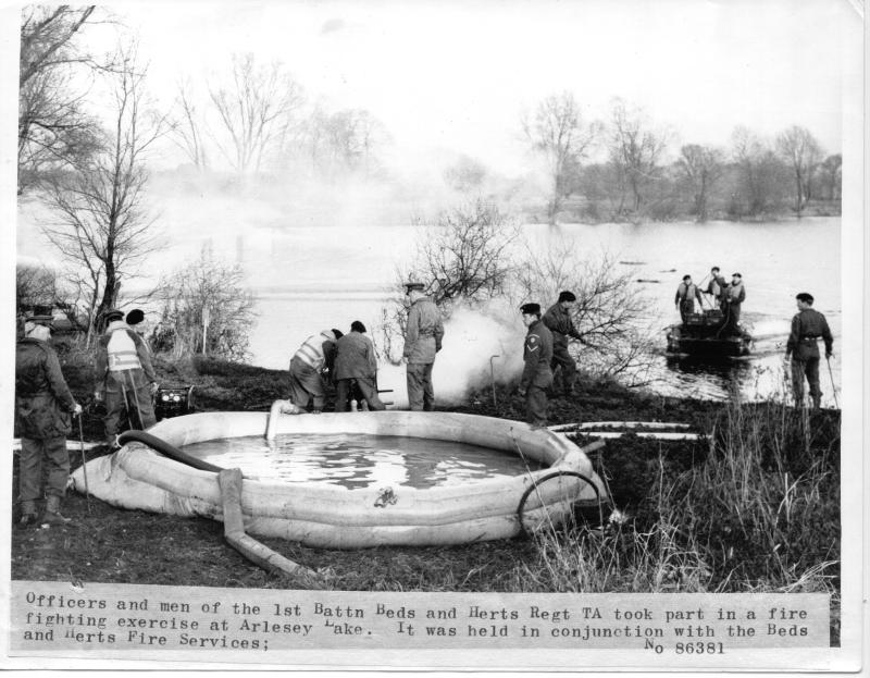 Arlesey lake1