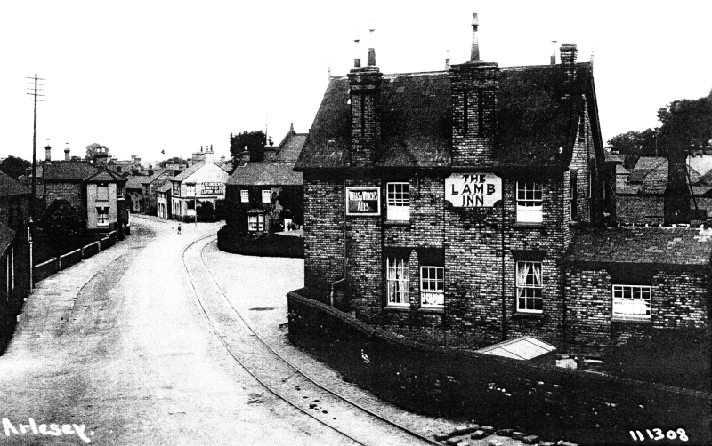 lamb inn before its was rendered