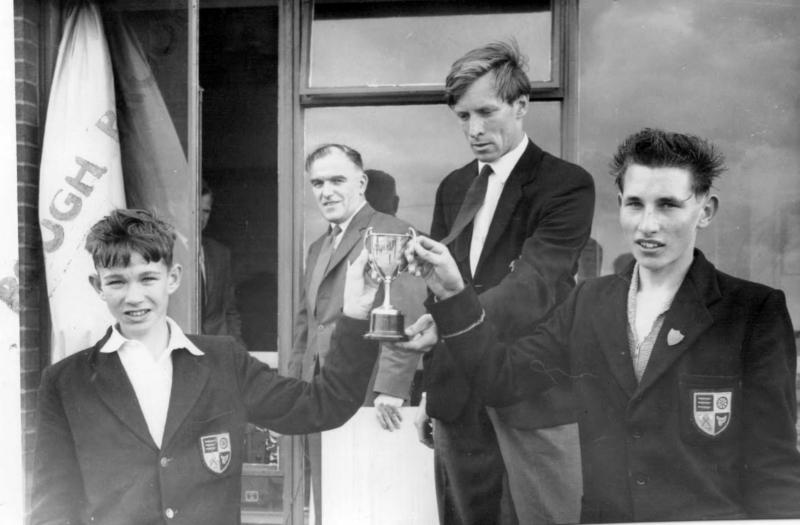 arlesey etonbury peter cox cup