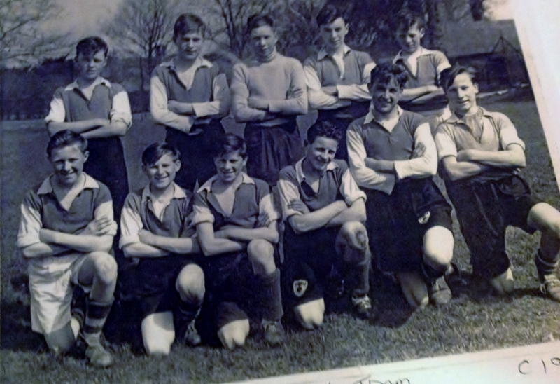 arlesey school football team