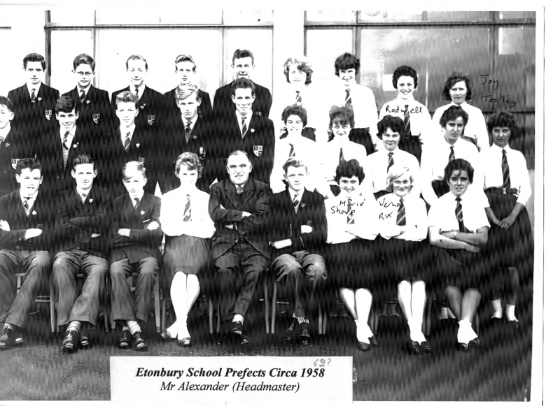Prefects 1960