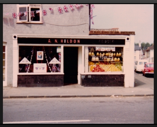 Arlesey Hildons butchers