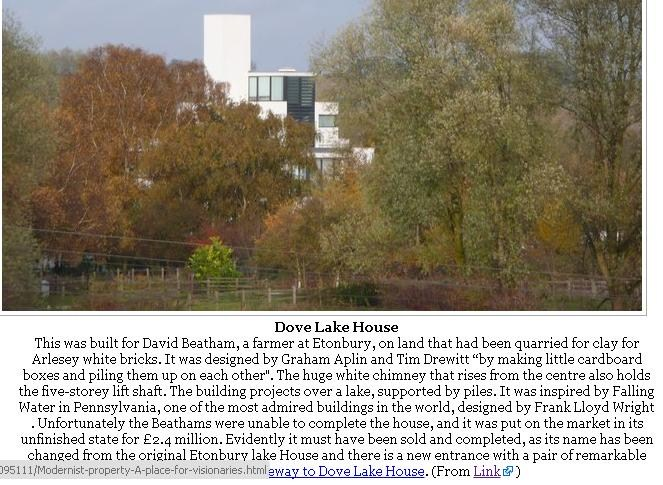 dove lakehouse