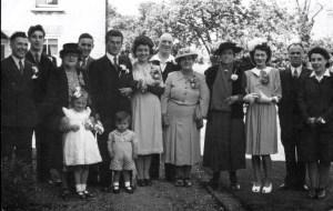MUM & DAD WEDDING mrs morgan